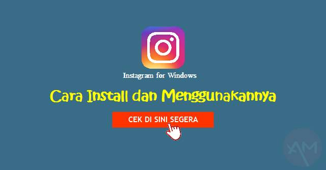 Instagram for PC Windows