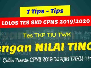 Tips Lulus CPNS