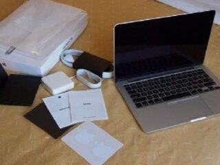 Kelengkapan Laptop Baru